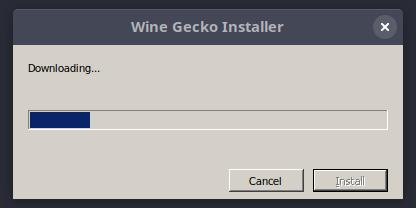 Gecko Installing