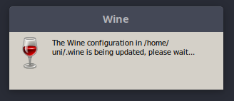 Wine Starting
