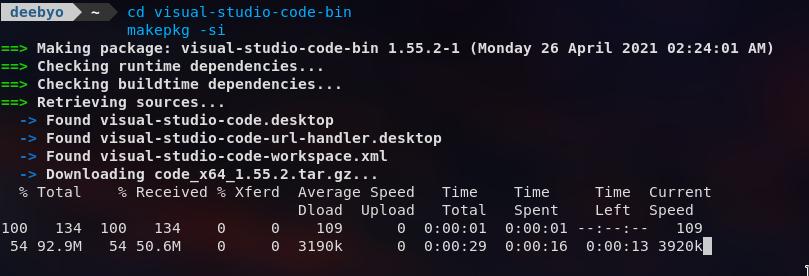 Build Vs Code 1