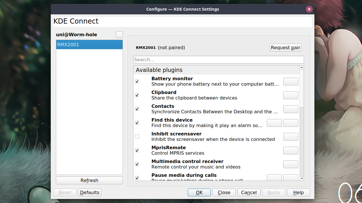 Kde Connect On Linux System