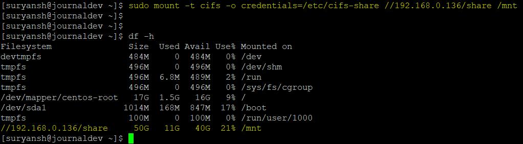 Using Credentials File