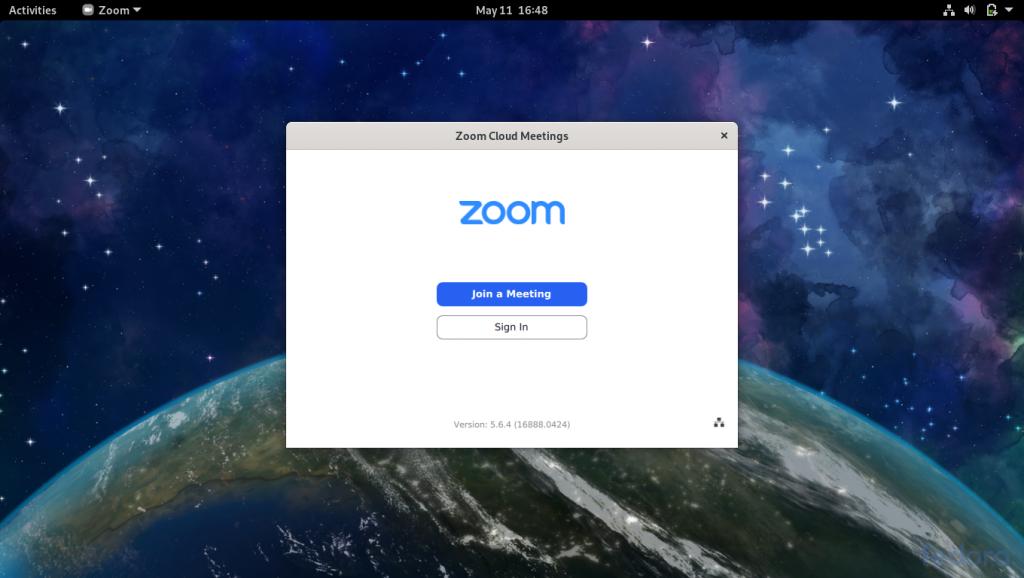 Zoom Window 2